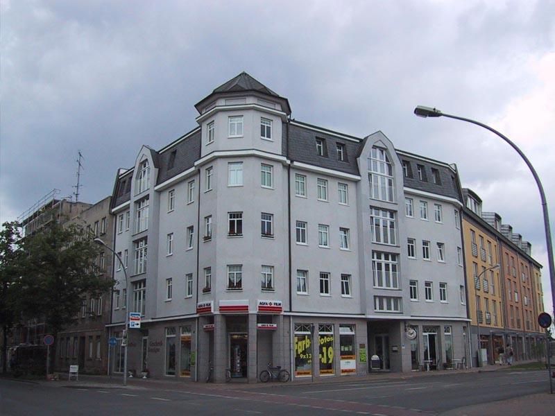 Wohn- und Geschäftshäuser